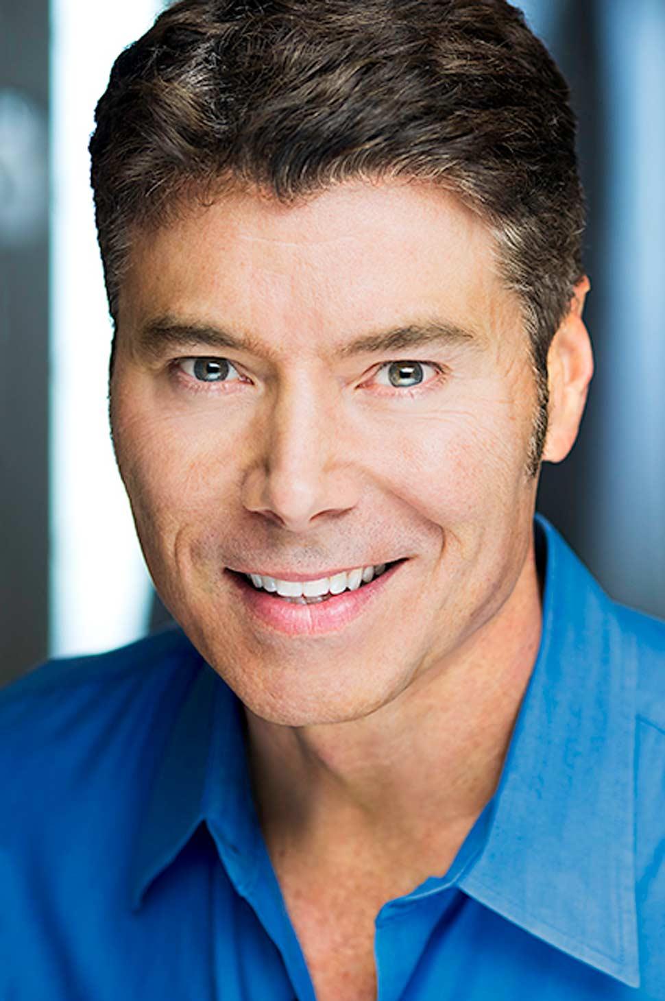 Benjamin Dane - Actor Sales Guy Headshot