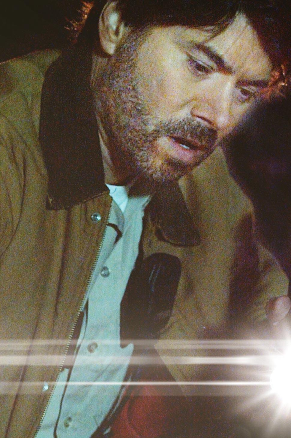 Benjamin Dane - Actor Headshot