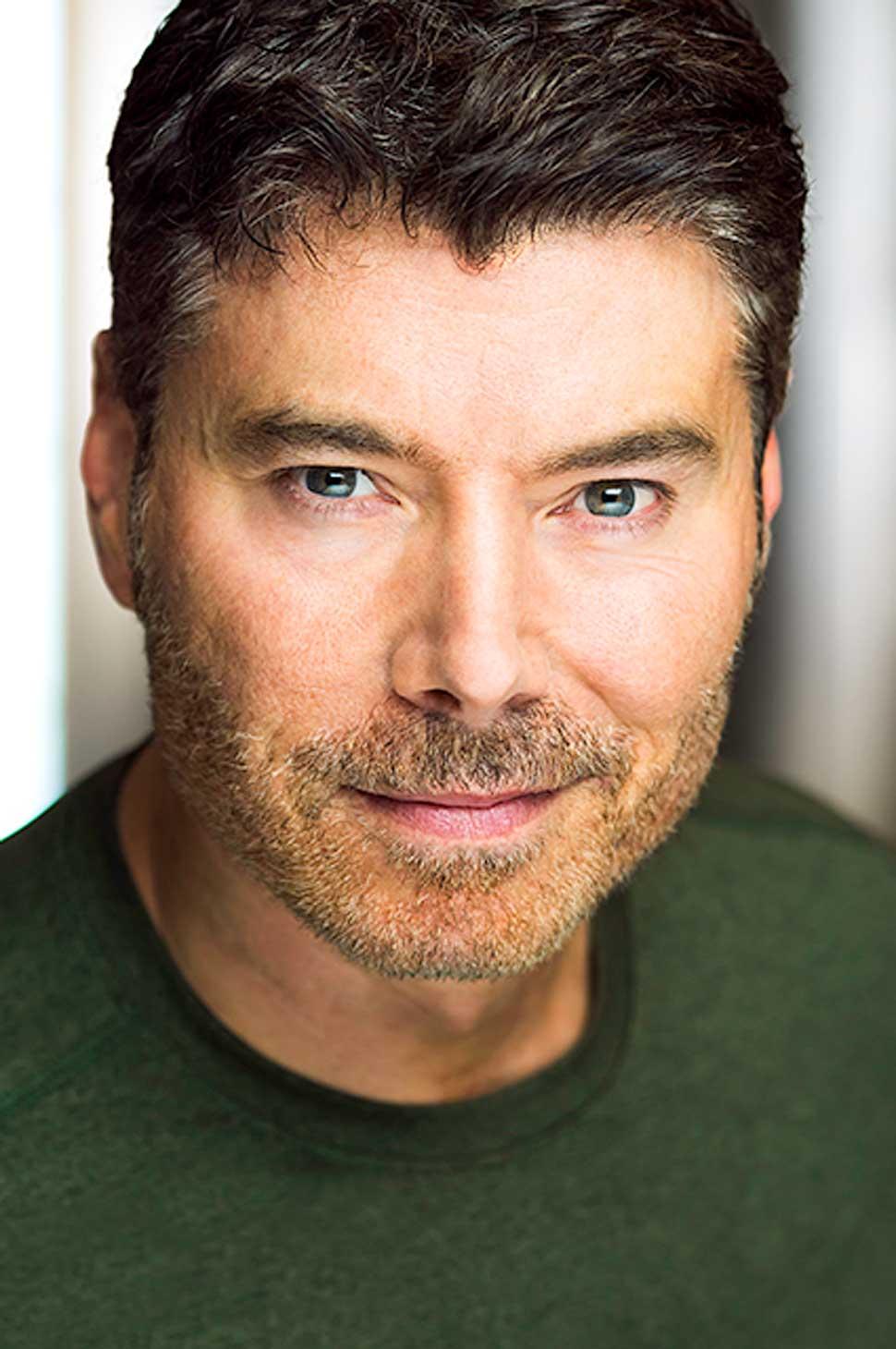 Benjamin Dane - Actor Action Thriller Headshot