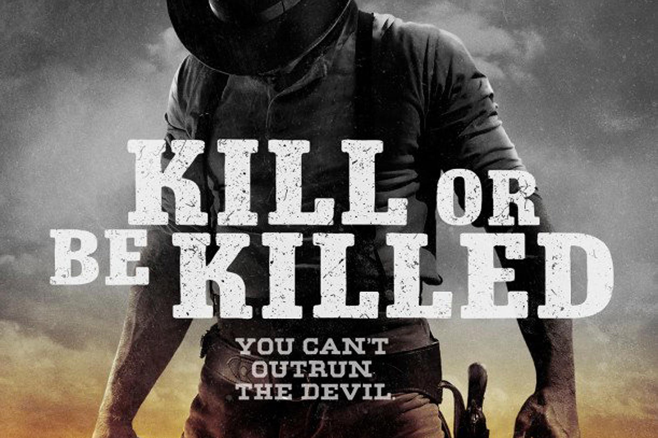 Kill or Be Killed Promotional Poster